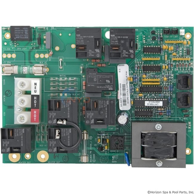 Board, Catalina, 2000 Value, CAT75R1A (52316)