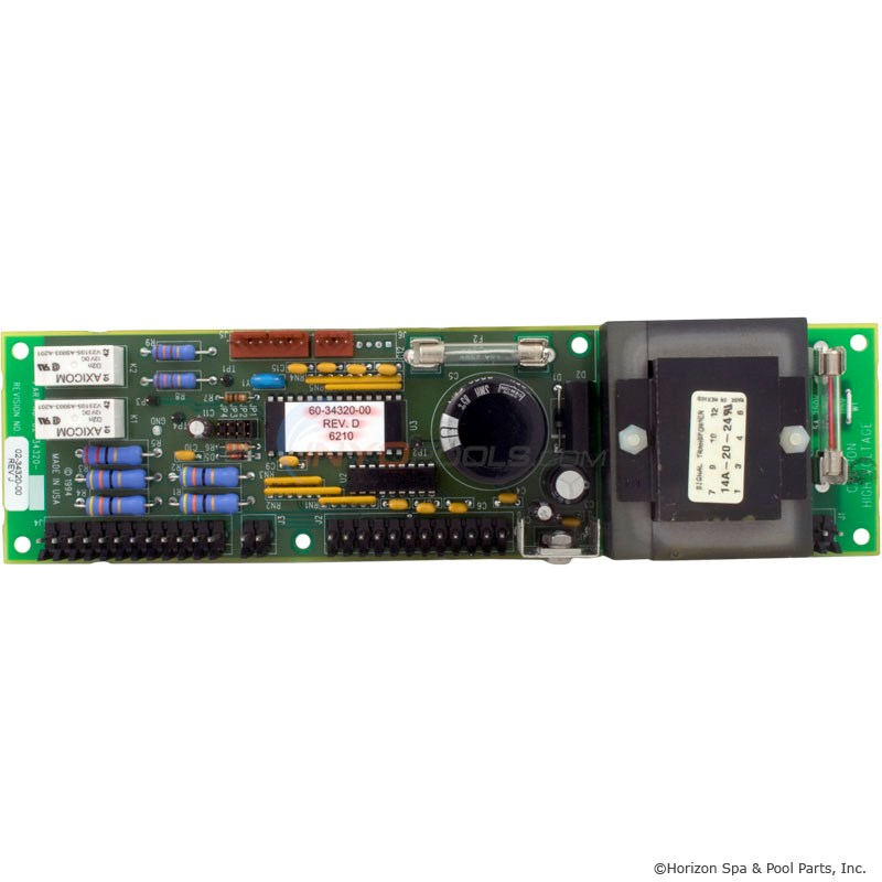 Interlock Timer Board HSS(70821)(NO WARRANTY) - 59-314-1505