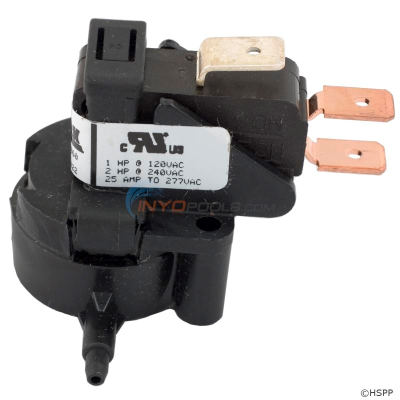 AIR SWITCH, LATCHING SPDT (TBS-401)