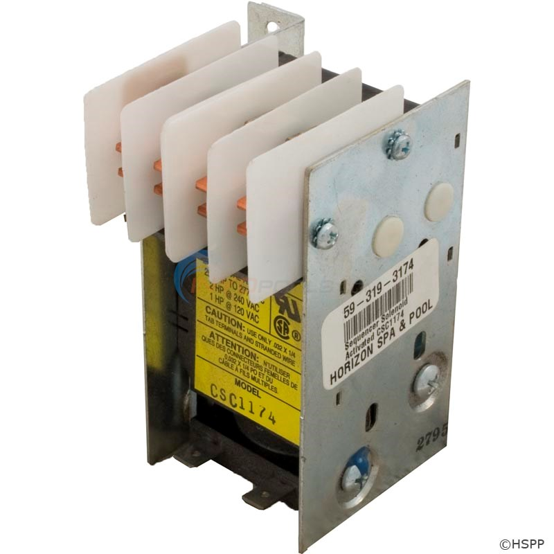 Sequencer Solenoid Activated CSC1174 (CSC1174)