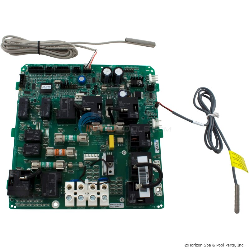 Board MSPA-1 & 4 Replacement Kit, (Transformer & Probes) (0201-300045)