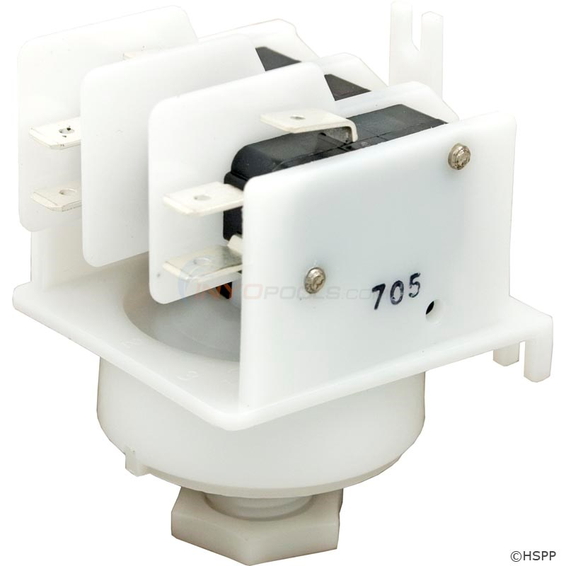 AIR SWITCH, 4 FUNCTION (BLUE) THD