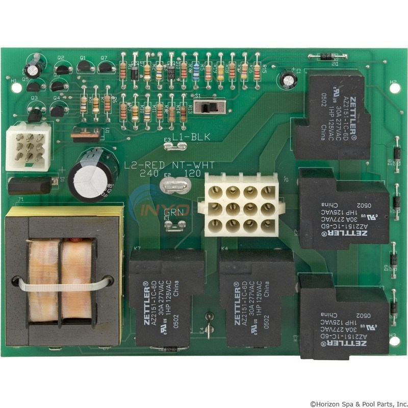 Circuit Board, 110V, RAMCO - ST-2115