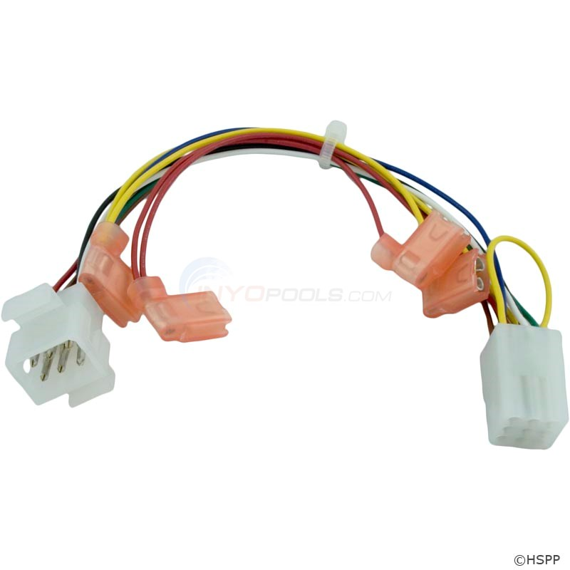 Harness:DC 9-pin to 6-pin (5-60-0002)