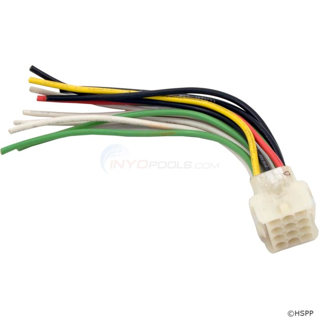 ST1100 Relay Harness(Female)12-Pin - 59-454-1210