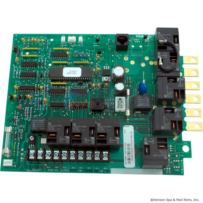 Dim One SL-D PCB `93 Models Only (1560-97)