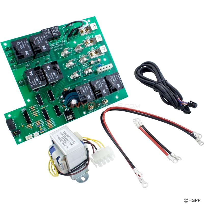 Circuit Board,B5,United Spas (EL118)