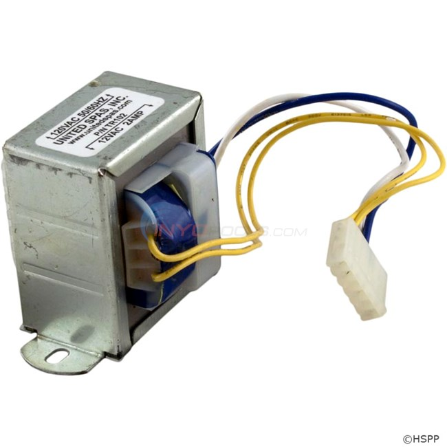 Transformer, 120V, United Spas (TR103)