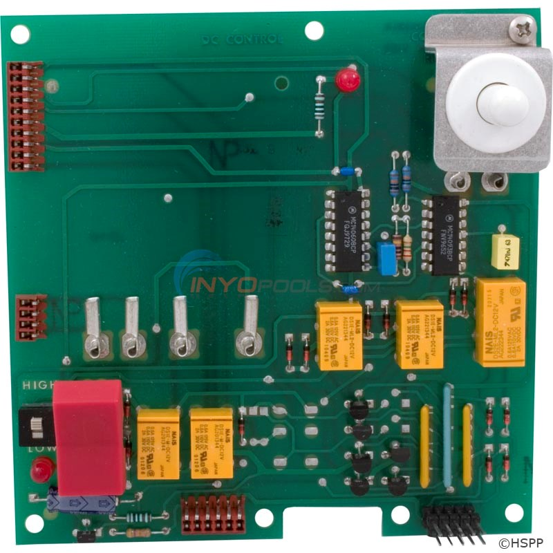 Digital DC Board (Has Timer) (203011)