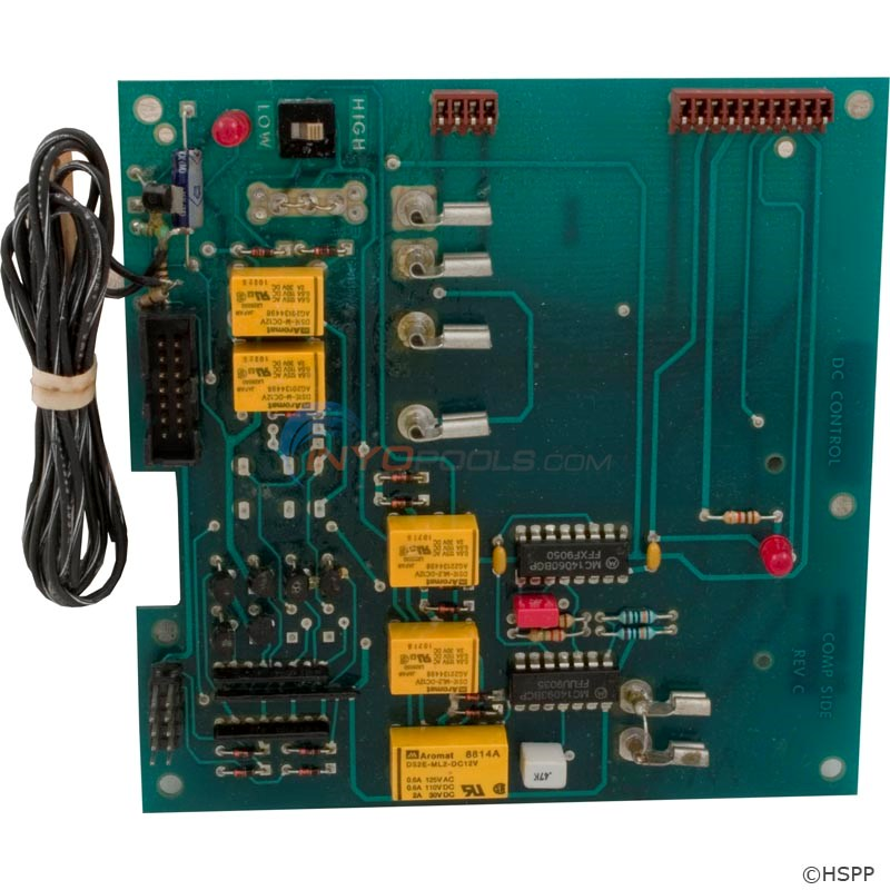 DC Board Four Function 1990 Style - 59-577-1001