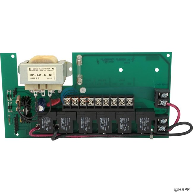AC Board 077 (Has Relays) (203008)