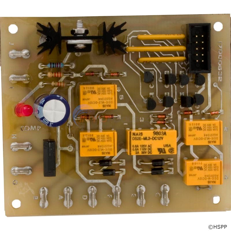 PC Board For Regency & Nemco Power Pack (203002)