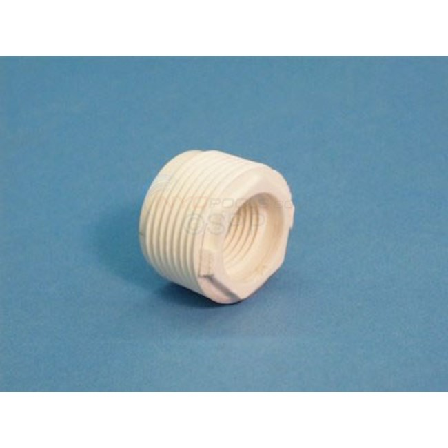 "Adapter, 1""MPT x 1/2""FPT PVC - 60-1010"