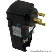 Leviton Right Angle GFCI 20A - 60-134-1040