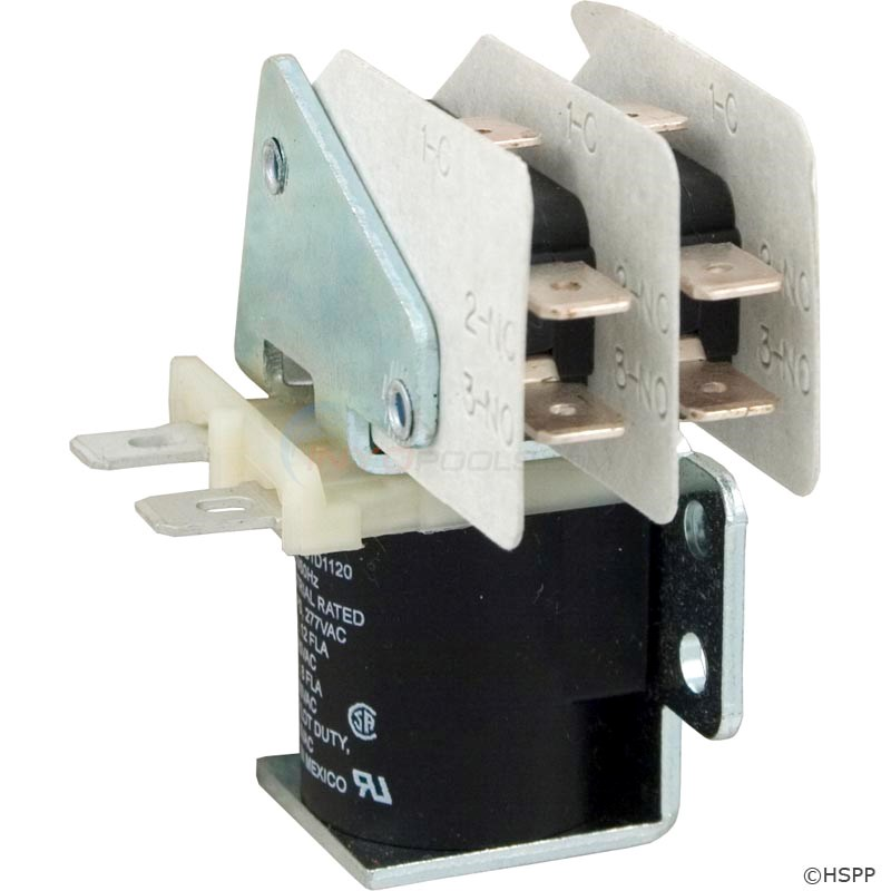 S87R11-120VAC Relay DPDT - 60-241-1040