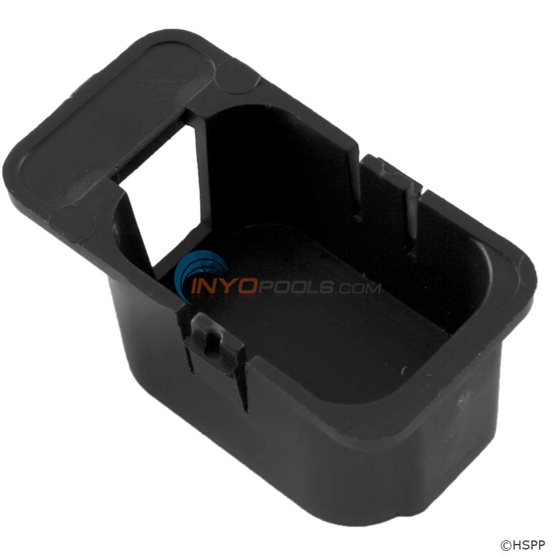 Keying Enclosure, HC-Blank-Black, Black Key Plug (9917-100905)