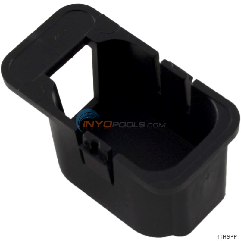 Keying Enclosure, LC-Blank-Black, Black Key Plug (9917-100913)