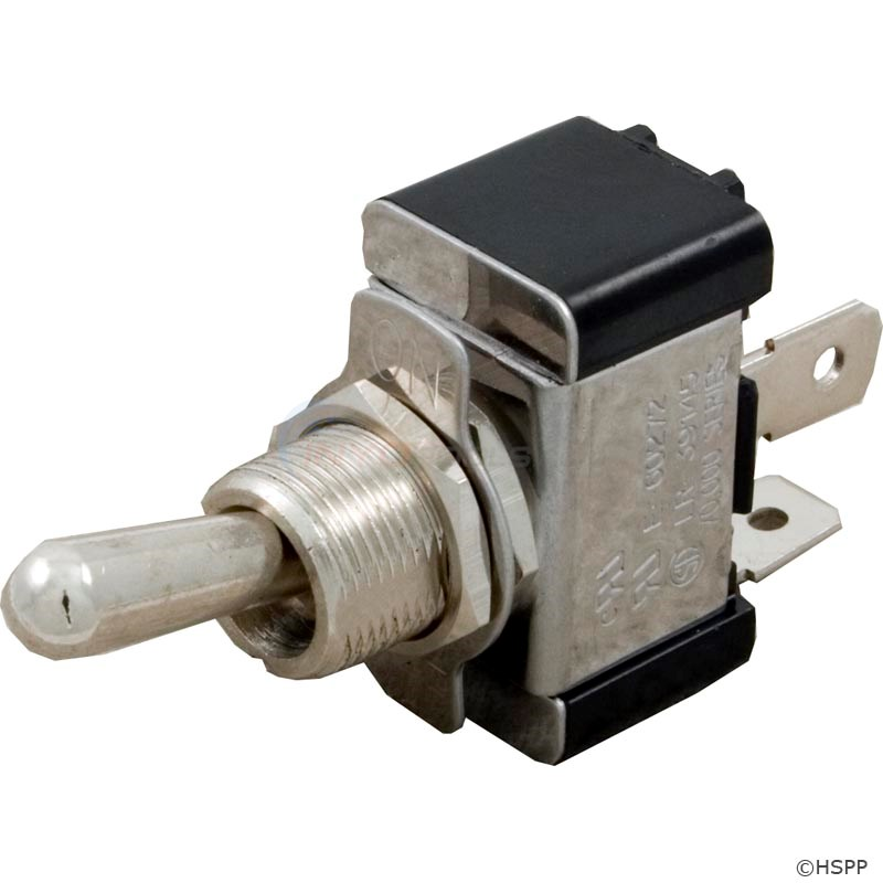 Toggle Switch, Spst, 120V - 60-555-1500
