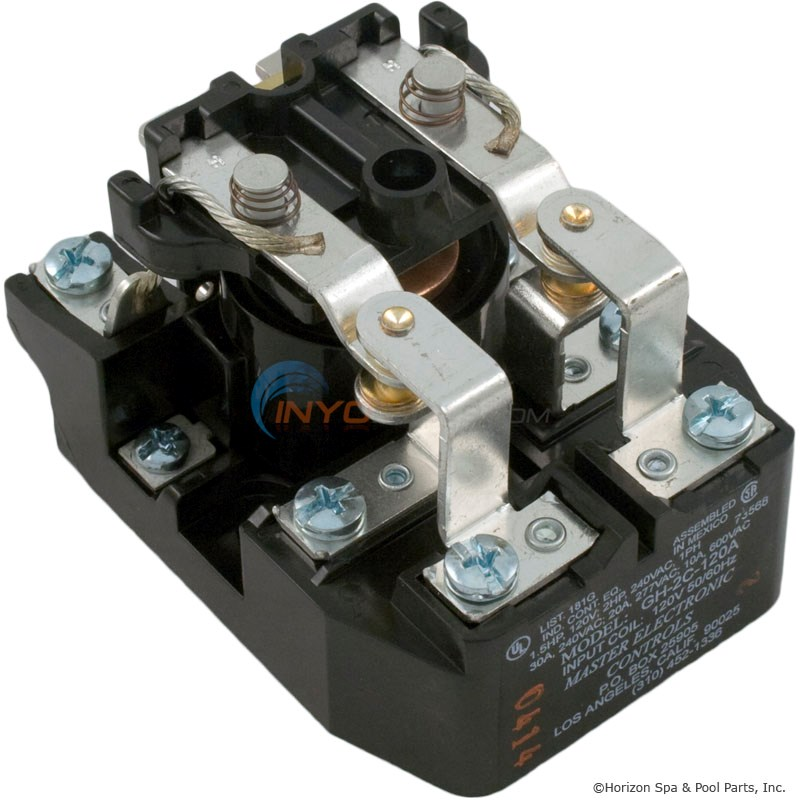 Relay PRD Style DPDT 30Amp 120VAC Coil - 60-582-1149