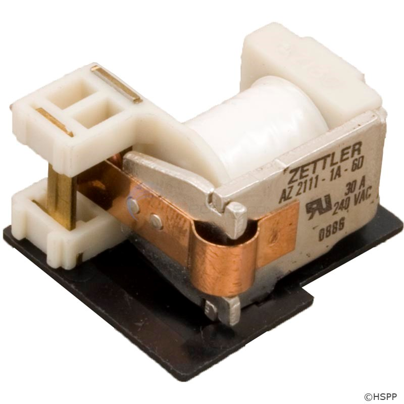 AZ2111-1A-6D PC Relay 30A 6VDC - 60-590-1150
