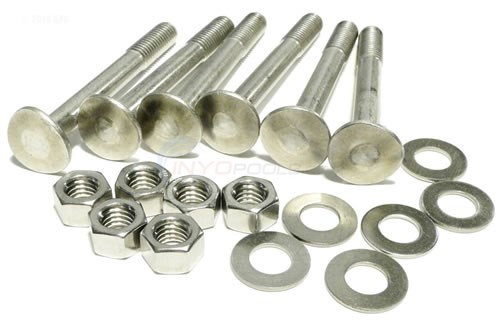 BOLT AND NUT PACKAGE 6 STEP