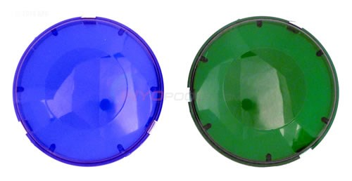 Aqualuminator Lens Cover Kit (Blue and Green)