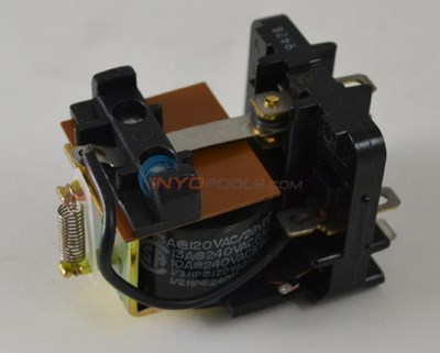 LTD QTY (SA) LOCKOUT RELAY TGT/TGS/TRT/TRS-55