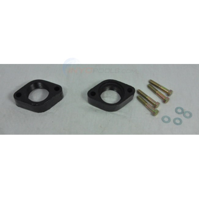 Zodiac 1 1 2 Quot Flanges And Bolts Kit R0392000 Inyopools Com