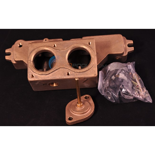 Jandy Header Inlet Outlet 2 Quot Bronze R0016800 Inyopools Com