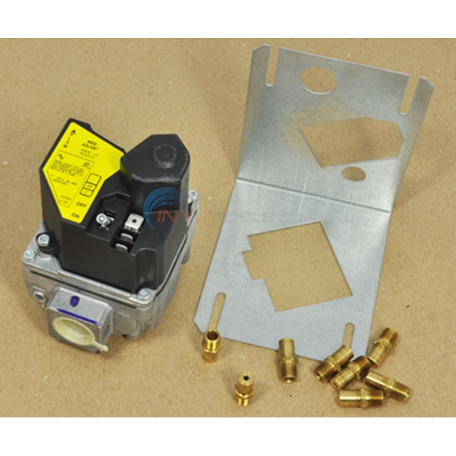 Hayward H-Series Conversion Kit Electronic Ignition 150 - 400 BTU LP to Natural - HAXCNK0010