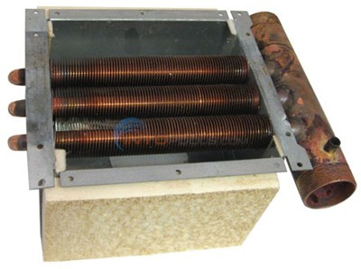 OBSOLETE HEAT EXCHANGER ASSY