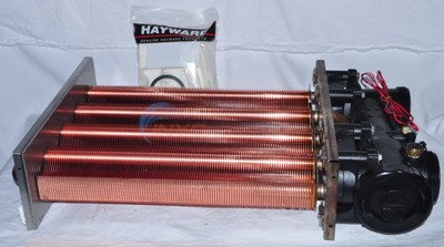 Hayward Heat Exchanger Assembly H250 Uhsln (fdxlhxa1250)