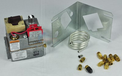 Hayward H-Series Conversion Kit MV Ignition 150 - 400 BTU Natural to LP - HAXCNK0001