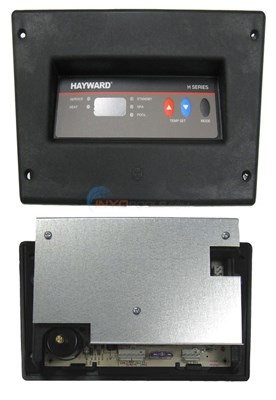 H-Series Control Bezel Assembly