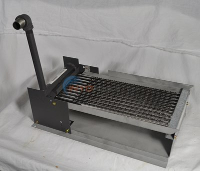 Tray, Burner W/burners