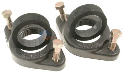 "FLANGE KIT IN/OUT 1 1/2"" - MOD.151/105"