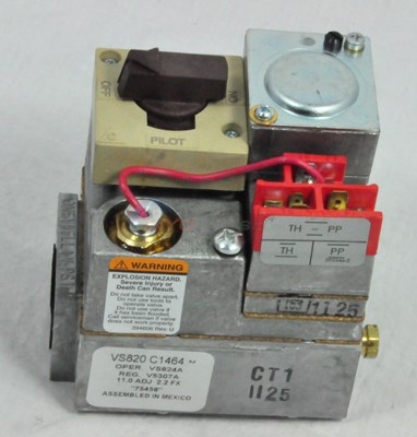 Pentair Gas Valve, 150-400 Lp Mv (075458)