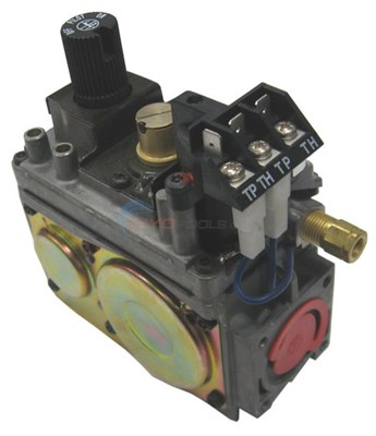 Pentair Gas Valve, Mv Mmx 75/100 Nat. Sit (471436)