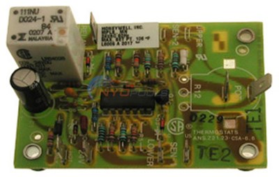 Circuit Board, Electronic Thermostat