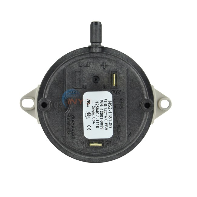 Pentair Air Flow Switch - 42001-0061S