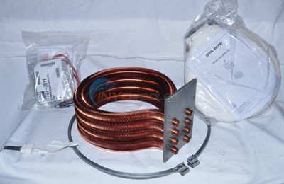 Pentair Tube Sheet Coil Assy Kit 250 After 1-12-09 (474059)