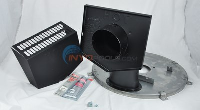 Vent Kit W/elbow (42001-0214s) NO LONGER AVAILABLE REPLACED WITH EITHER 474094 OR 474095