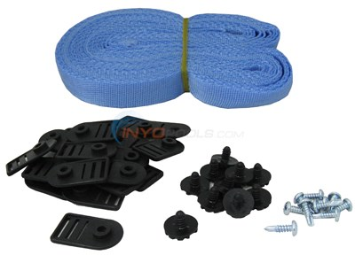 SURFACE RIDER, FASTENER, & STRAPS KIT