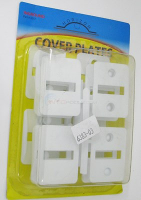 Cover Attachment Plate (set of 8)