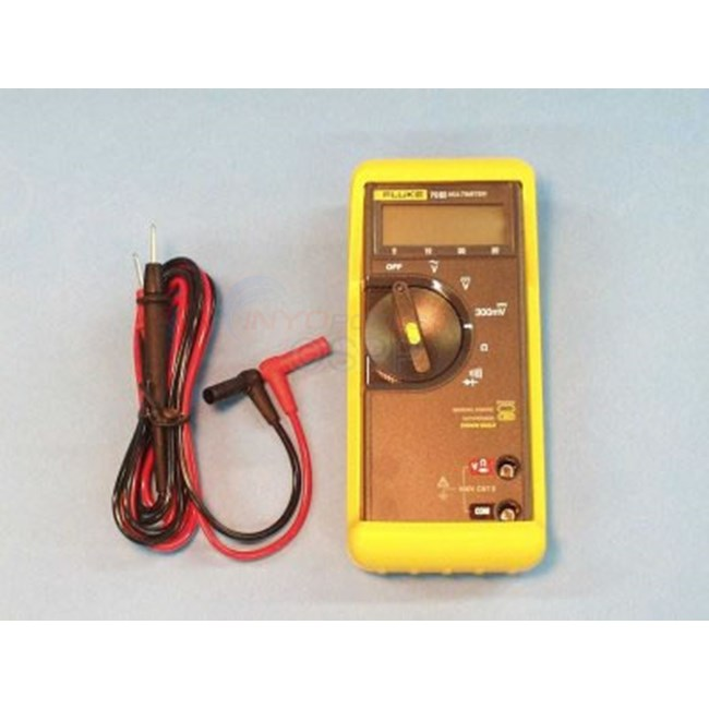 Digital Multimeter, (DMM) Lower End - 649092