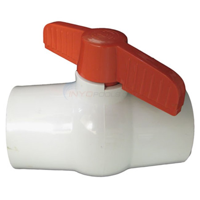 "Magic Plastics Ball Valve, 3"" Slip X 3"" Slip (0250-30)"