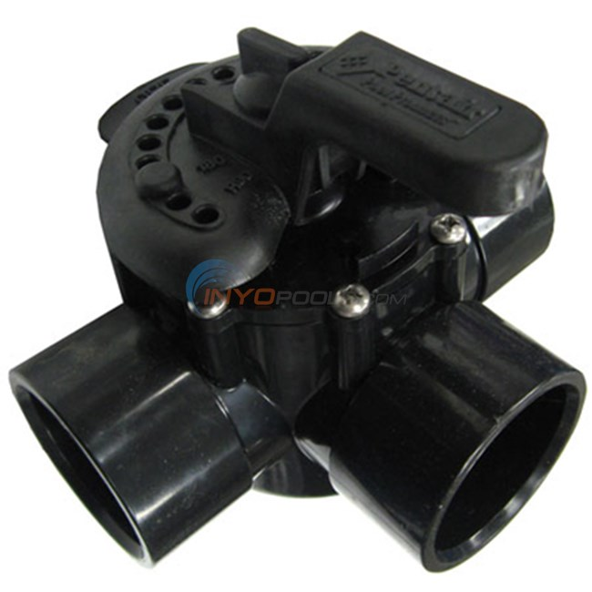"Pentair 3-way Diverter Valve 2"" x 2-1/2"" CPVC (263026)"