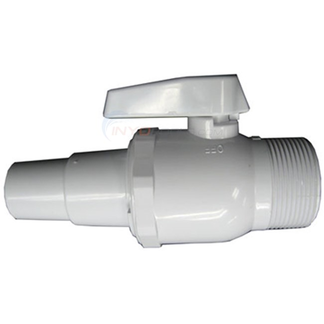 Hayward Pool Valve Plumbing : Hayward ball valve econoline way quot mxhose wg sp