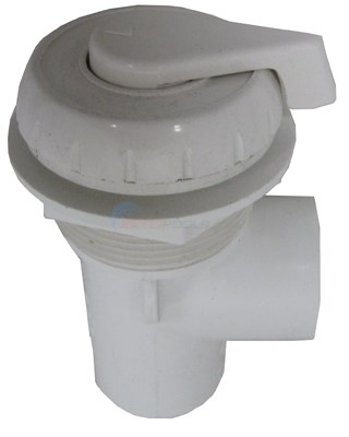 "Diverter Valve 1"" Vertical 1-port, Notched"