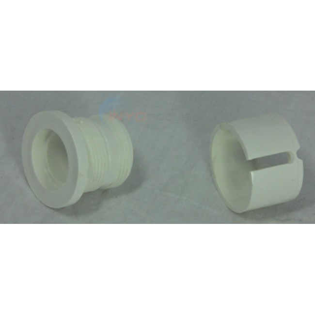 Zodiac Mounting Bracket Kit, Long White (3443)